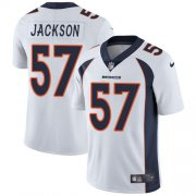 Wholesale Cheap Nike Broncos #57 Tom Jackson White Youth Stitched NFL Vapor Untouchable Limited Jersey