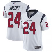 Wholesale Cheap Nike Texans #24 Johnathan Joseph White Youth Stitched NFL Vapor Untouchable Limited Jersey