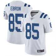 Wholesale Cheap Nike Colts #85 Eric Ebron White Men's Stitched NFL Vapor Untouchable Limited Jersey