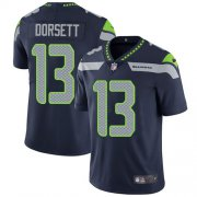 Wholesale Cheap Nike Seahawks #13 Phillip Dorsett Steel Blue Team Color Youth Stitched NFL Vapor Untouchable Limited Jersey