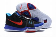 Wholesale Cheap Nike Kyire 3 Black Blue Red