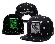 Wholesale Cheap New York Rangers Snapback Ajustable Cap Hat YD 1