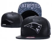 Wholesale Cheap NFL New England Patriots Stitched Snapback Hats 158