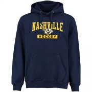 Wholesale Cheap Nashville Predators Rinkside City Pride Pullover Hoodie Navy