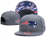 Wholesale Cheap NFL New England Patriots Stitched Snapback Hats 159