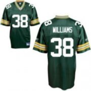Wholesale Cheap Packers #38 Tramon Williams Green Stitched NFL Jersey