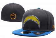 Wholesale Cheap Los Angeles Chargers fitted hats 02