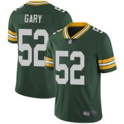 Wholesale Cheap Nike Packers #52 Rashan Gary Green Team Color Men's Stitched NFL Vapor Untouchable Limited Jersey