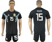 Wholesale Cheap Argentina #15 Acuna Away Soccer Country Jersey
