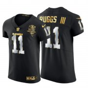 Wholesale Cheap Las Vegas Raiders #11 Henry Ruggs III Men's Nike Black Edition Vapor Untouchable Elite NFL Jersey
