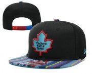 Wholesale Cheap Toronto Maple Leafs Snapback Ajustable Cap Hat YD 5