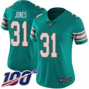 Wholesale Nike Dolphins #91 Cameron Wake White Women's Stitched NFL Vapor Untouchable Limited Jersey