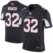 Wholesale Cheap Nike Cardinals #32 Budda Baker Black Alternate Men's Stitched NFL Vapor Untouchable Limited Jersey