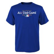 Wholesale Cheap Youth 2020 MLB All-Star Game Alternate Wordmark T-Shirt Royal