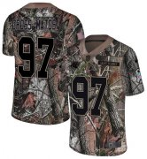 Wholesale Cheap Nike Panthers #97 Yetur Gross-Matos Camo Men's Stitched NFL Limited Rush Realtree Jersey