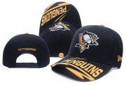 Wholesale Cheap NHL Pittsburgh Penguins Stitched Snapback Hats 005