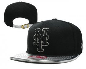Wholesale Cheap MLB New York Mets Snapback Ajustable Cap Hat YD 5