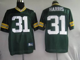 Wholesale Cheap Packers Al Harris #31 Green Stitched NFL Jersey