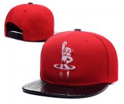 Wholesale Cheap NBA Houston Rockets Snapback Ajustable Cap Hat XDF 023