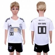 Wholesale Cheap Germany Personalized Home Kid Soccer Country Jersey