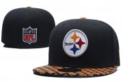 Wholesale Cheap Pittsburgh Steelers fitted hats 02