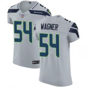 Wholesale Cheap Nike Seahawks #54 Bobby Wagner Grey Alternate Men's Stitched NFL Vapor Untouchable Elite Jersey