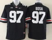Wholesale Cheap Ohio State Buckeyes #97 Joey Bosa 2014 Black Limited Jersey
