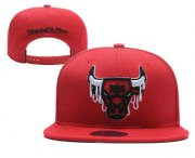 Wholesale Cheap Chicago Bulls Snapback Snapback Ajustable Cap Hat YD