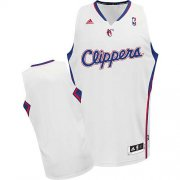 Wholesale Cheap Los Angeles Clippers Blank White Swingman Jersey