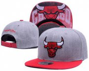 Wholesale Cheap NBA Chicago Bulls Snapback Ajustable Cap Hat LH 03-13_16