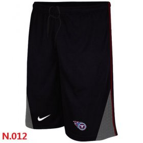Wholesale Cheap Nike NFL Tennessee Titans Classic Shorts Black