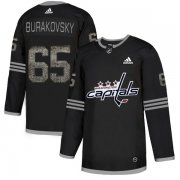 Wholesale Cheap Adidas Capitals #65 Andre Burakovsky Black_1 Authentic Classic Stitched NHL Jersey