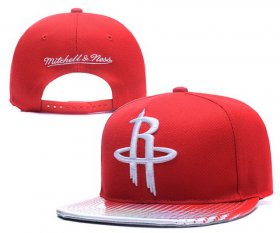 Wholesale Cheap NBA Houston Rockets Snapback Ajustable Cap Hat XDF 025