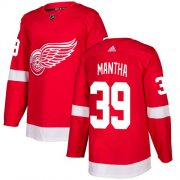Wholesale Cheap Adidas Red Wings #39 Anthony Mantha Red Home Authentic Stitched Youth NHL Jersey
