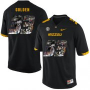Wholesale Cheap Missouri Tigers 33 Markus Golden Black Nike Fashion College Football Jersey