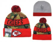 Wholesale Cheap Kansas City Chiefs Beanies YD005