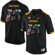 Wholesale Cheap Missouri Tigers 10 Kentrell Brothers Black Nike Fashion College Football Jersey