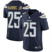 Wholesale Cheap Nike Chargers #25 Chris Harris Jr Navy Blue Team Color Youth Stitched NFL Vapor Untouchable Limited Jersey