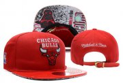 Wholesale Cheap NBA Chicago Bulls Snapback Ajustable Cap Hat YD 03-13_69