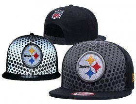 Wholesale Cheap NFL Pittsburgh Steelers Stitched Snapback Hats 140