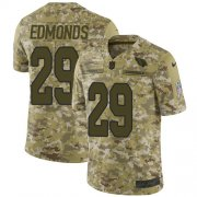 Wholesale Cheap Nike Cardinals #29 Chase Edmonds Camo Men's Stitched NFL Limited 2018 Salute to Service Jersey