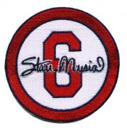 Wholesale Cheap Stitched Stan (The Man) Musial #6 St Louis Cardinals Memorial White Sleeve Patch (2013)
