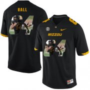 Wholesale Cheap Missouri Tigers 84 Emanuel Hall Black Nike Fashion College Football Jersey
