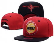 Wholesale Cheap NBA Houston Rockets Snapback Ajustable Cap Hat XDF 022