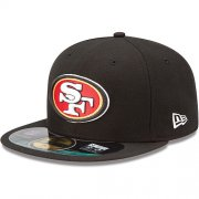 Wholesale Cheap San Francisco 49ers fitted hats06