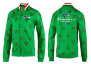 Wholesale Cheap NFL Seattle Seahawks Victory Jacket Green_2