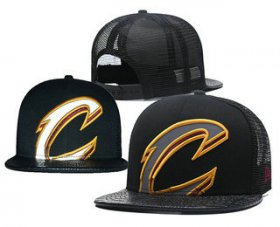 Wholesale Cheap Cleveland Cavaliers Snapback Ajustable Cap Hat GS