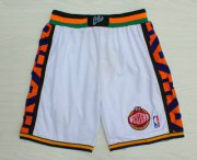 Wholesale Cheap 1995 All-Star White Hardwood Classics Swingman Shorts