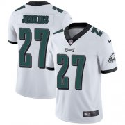 Wholesale Cheap Nike Eagles #27 Malcolm Jenkins White Men's Stitched NFL Vapor Untouchable Limited Jersey