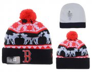 Wholesale Cheap Boston Red Sox Beanies YD001